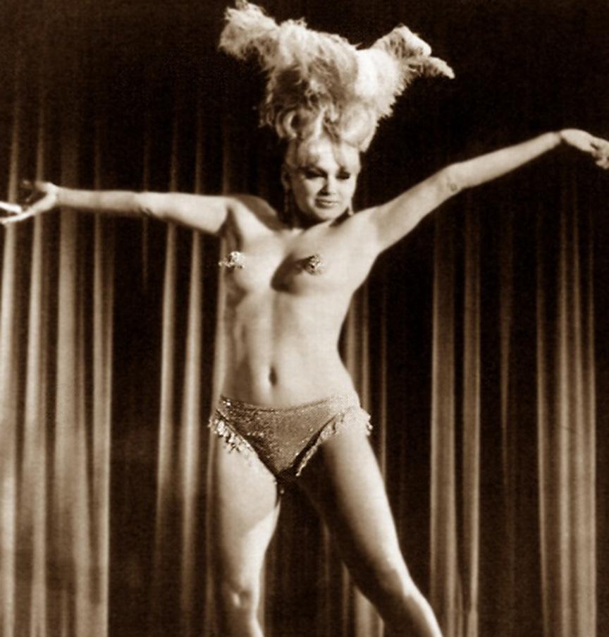 Mamie Van Doren Naked 113