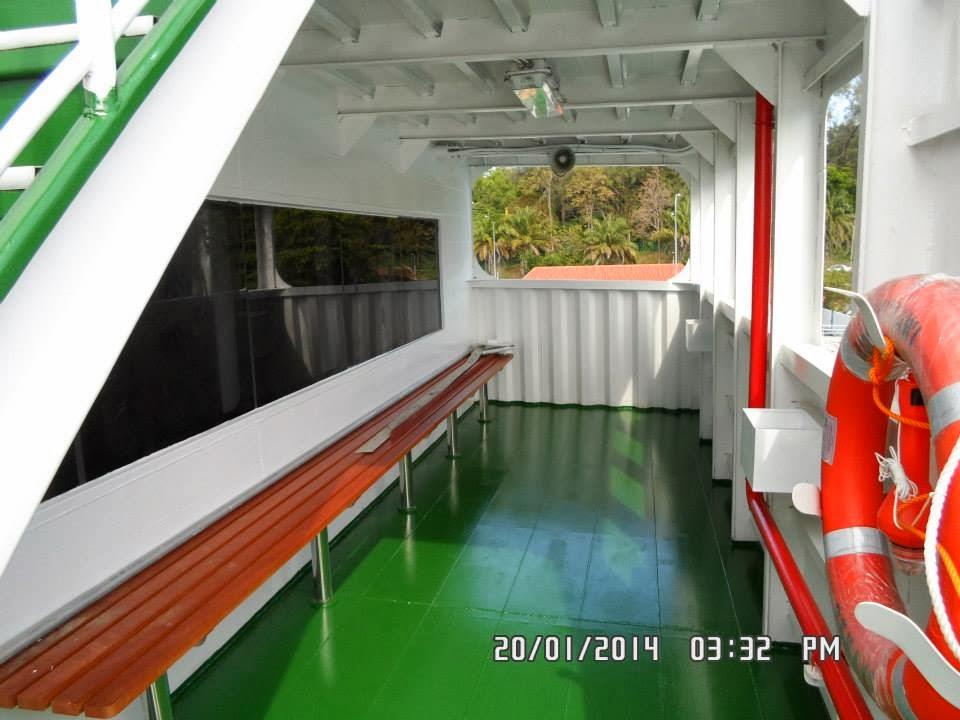 Langkawi Auto Express feri bawa kereta kuala perlis langkawi
