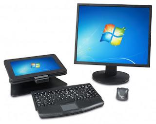 Tablet Windows 7 Standar Militer CL900