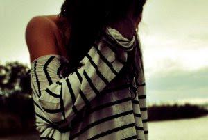 Estoy harta de que controles mi vida solo por que tú no controles la tuya.