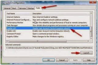 How to Disable User Account Control (UAC) in Windows Vista 3