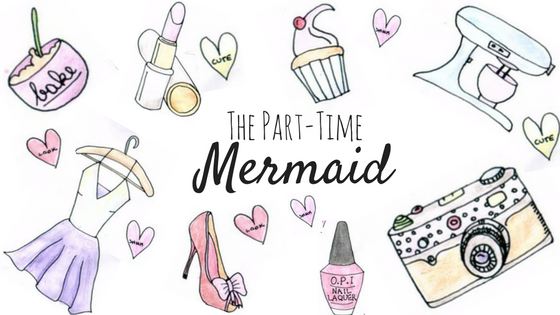 THE PART-TIME MERMAID