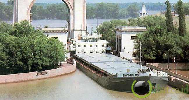 Terusan Volga-Don
