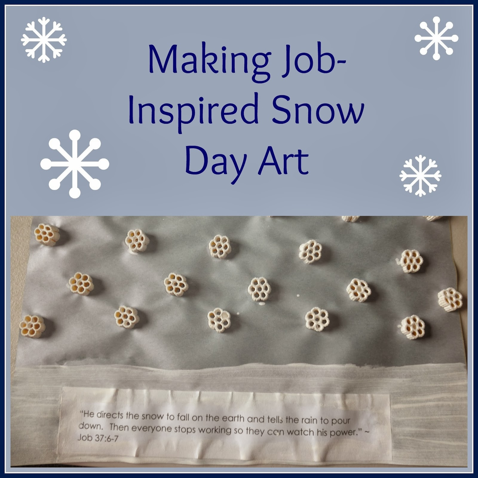 http://anestintherocks.blogspot.com/2014/03/job-inspired-snow-day-art.html