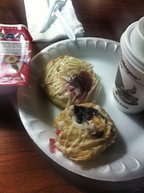 breakfast for free