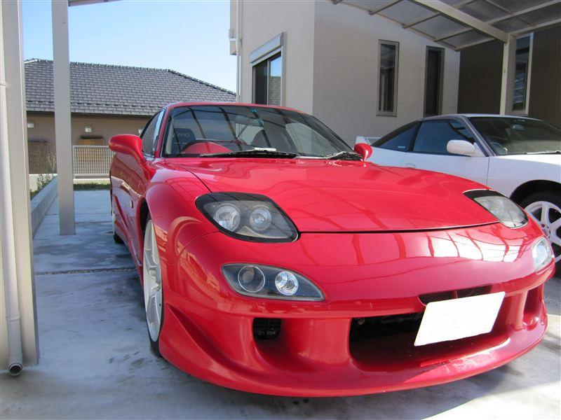 Mazda RX-7 FD3S modyfikacje
