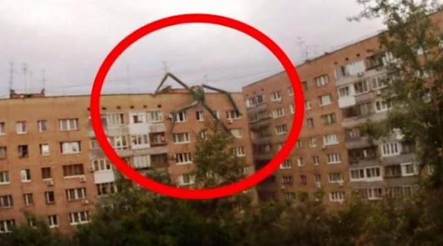 Alien di rusia