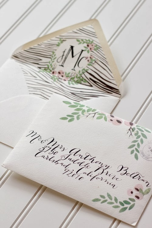 Margotmadison Wedding Invitation Trends Handwritten
