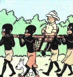 Tintin: Sinister Racist Propaganda