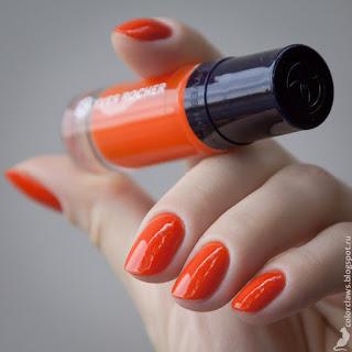 Yves Rocher #54 Orange Cosmos