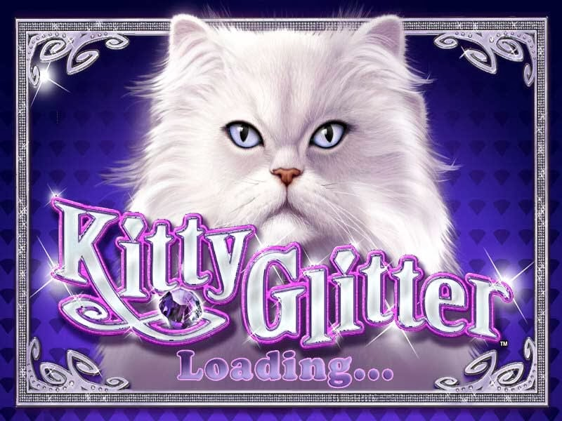 Play kitty glitter slots free online