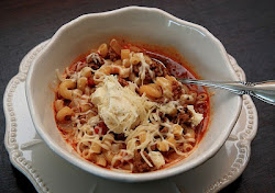 Lasagna Soup, Click for Recipe