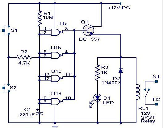 transistor switch circuit design pdf