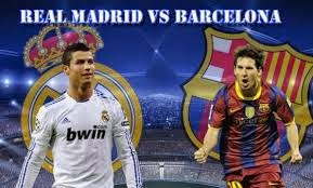 Real Madrid 3 - 1 FC Barcelone # Tous les Buts