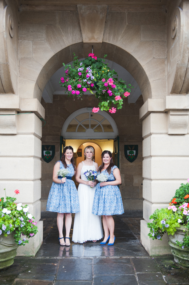 liberty london bridemaids dresses