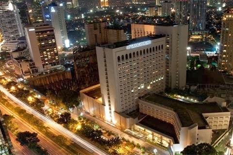 sahid jaya hotel
