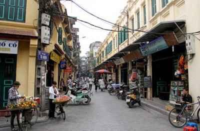 Sắp có 'Phố ẩm thực' ở khu phố cổ Hà Nội, ẩm thực, khám phá ẩm thực, phố cổ hà nội, pho am thuc, khu am thuc, am thuc dem