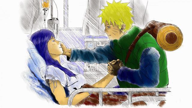 naruto hinata Imagenes de anime de amor