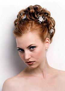 Peinados Recogidos, Dama de Honor, parte 2