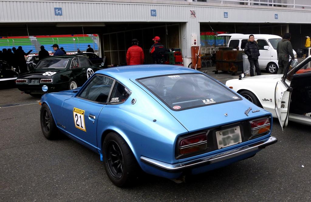 Nissan Fairlady Z S30, auto z duszą, kultowy samochód, sportowy, japoński, wyścigi, jdm, zdjęcia, nostalgic, old car