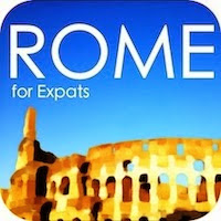 Rome for Expats App