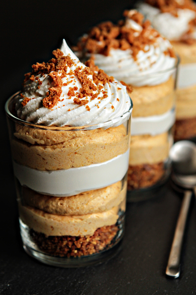 ... Things: Simple Pumpkin Cheesecake Trifles from My Baking Addiction