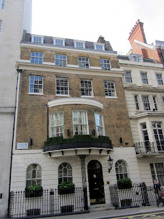 Picture of a Georgian Terraced House in Mayfair, London
