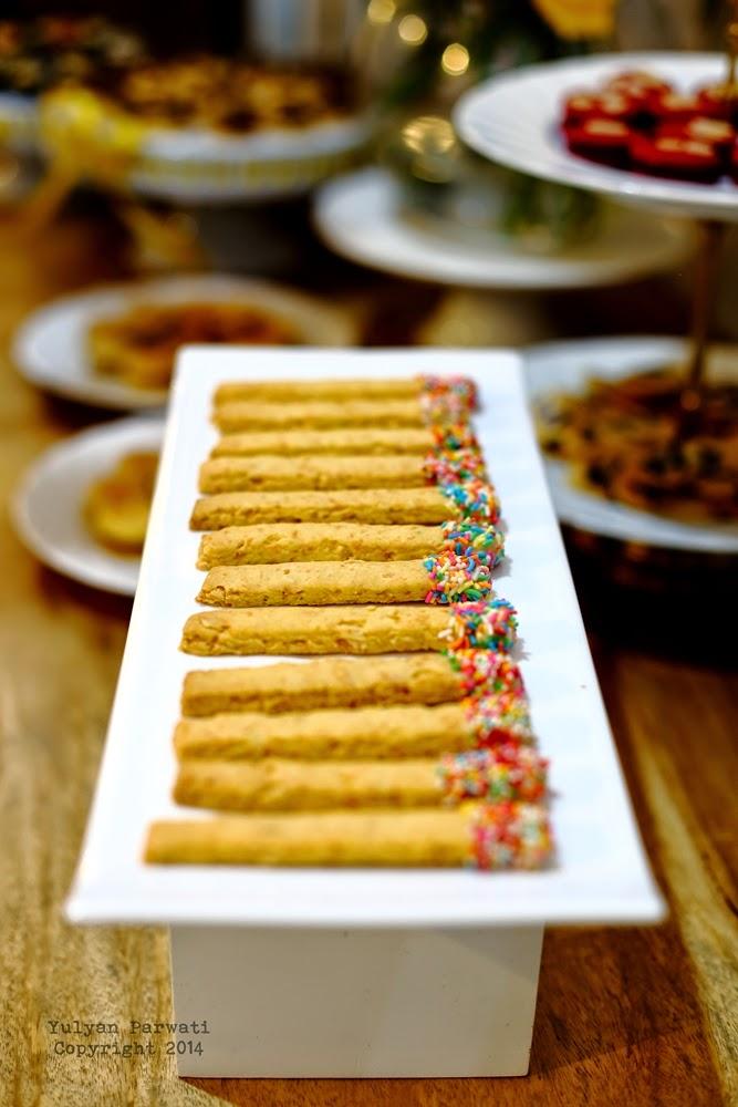 ... Baking Challenge & Tren Kue Mash Up dari Blue Band Cake and Cookie