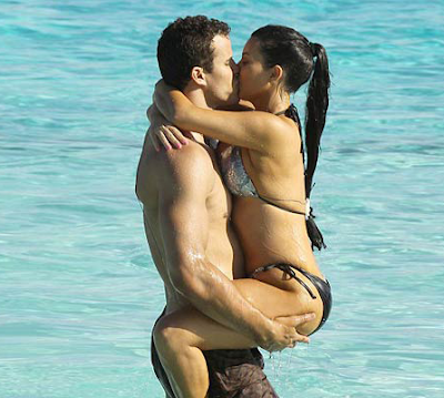Kim Kardashian honeymoon photos