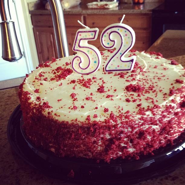 Alain62's birthday! Birthday+cake