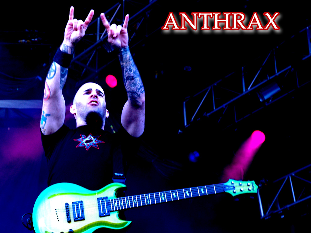 NEW Anthrax Song Available for Download!