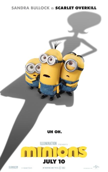 """Minions (2015)"" movie review by Glen Tripollo"