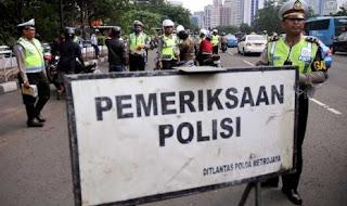 Lawan Polisi Subang yang Maksa Tilang Sembarangan