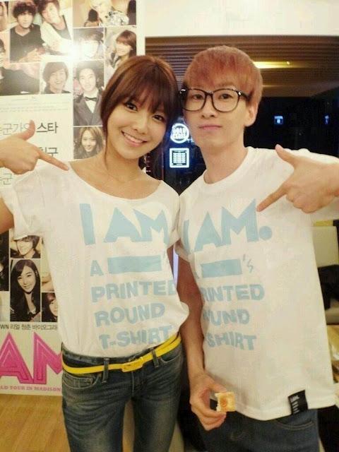 SooYoung & EunHyuk ^^
