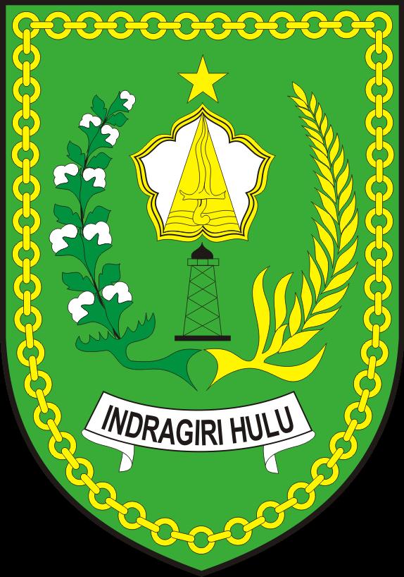 logo kabupaten indragiri hulu kumpulan logo lambang