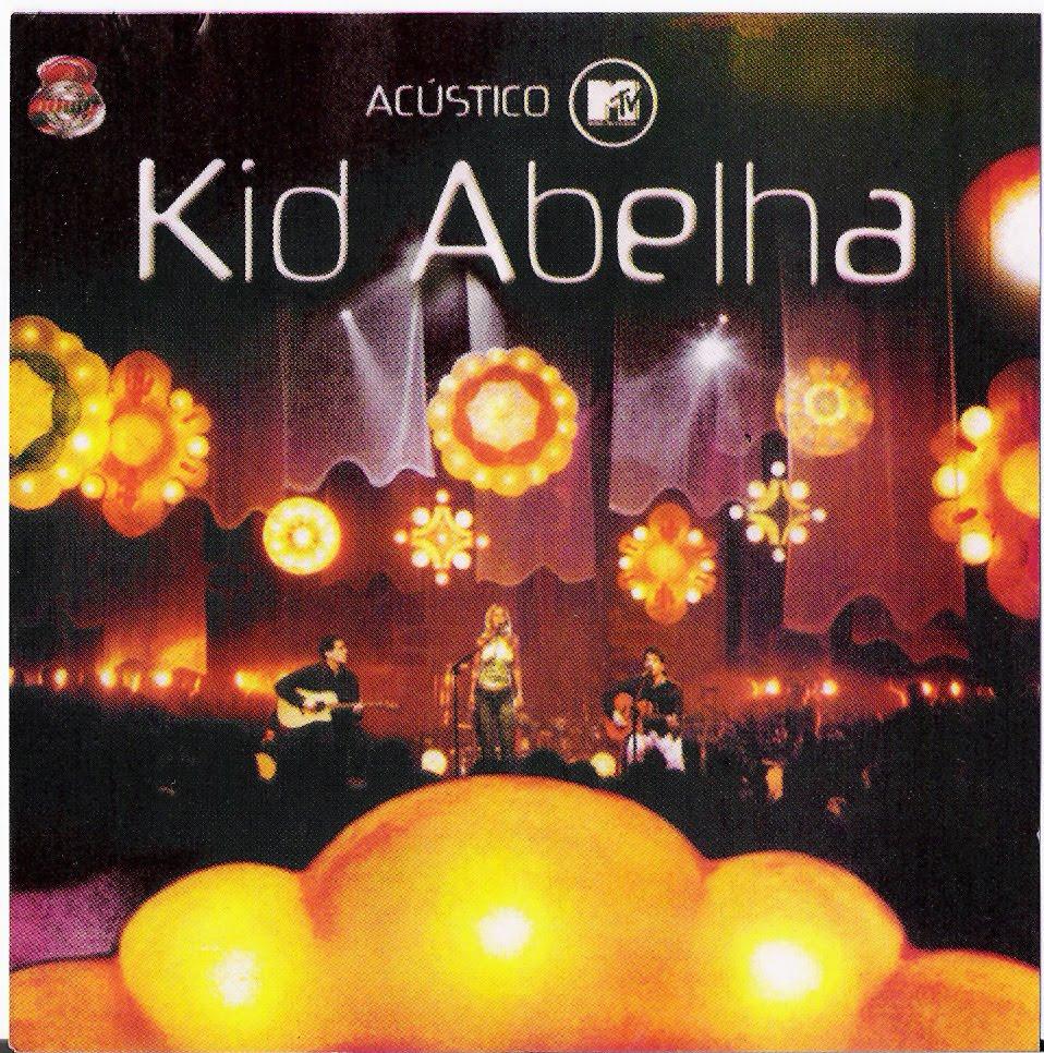 Capa Kid Abelha – Acústico MTV | músicas