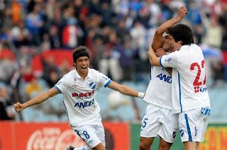 Programación Fecha 1 del Fútbol Uruguayo