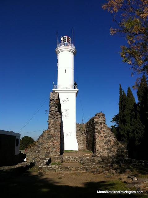 Farol de Colonia del Sacramento - Uruguai