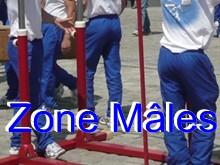 Zones Mâles