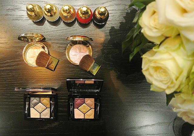 Dior golden shock holidays 2014