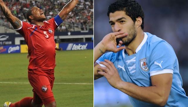 Panama vs Uruguay en vivo