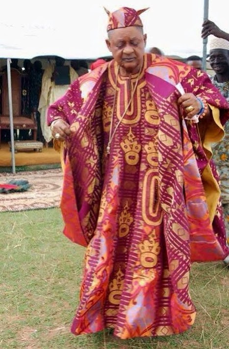 alaafin oyo 76th birthday