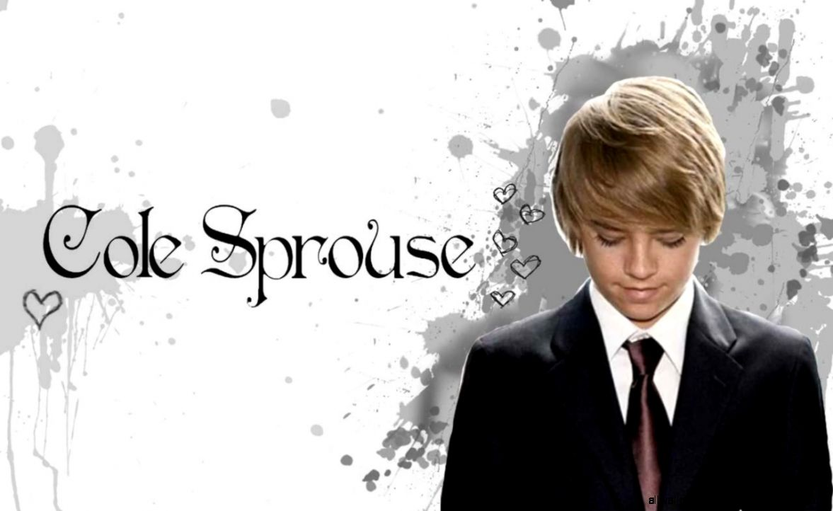 Cole Sprouse Hd All Wallpapers Desktop