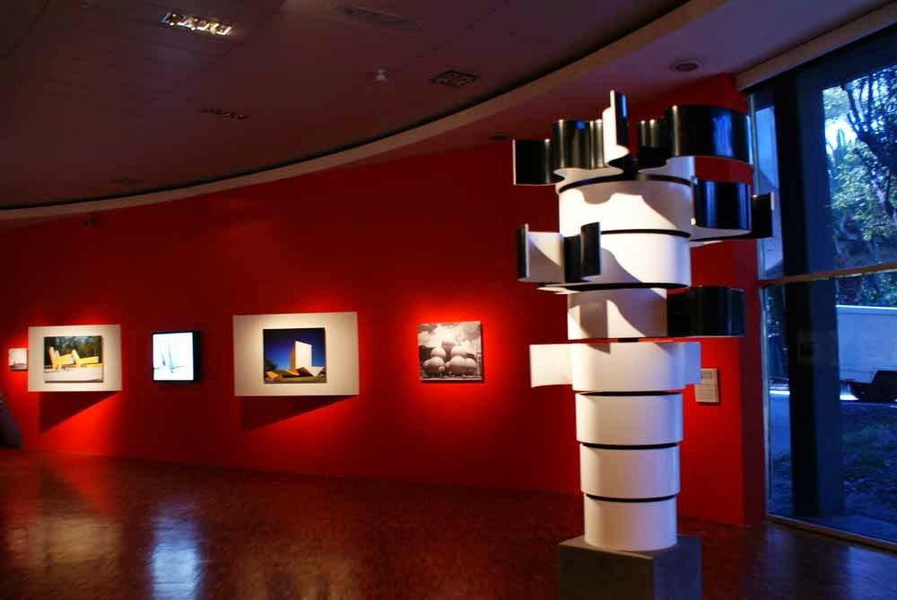 Museo de arte de fuego de la vendimia