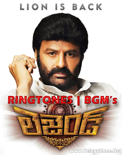 Legend Ringtones and BGM Sounds Free Download