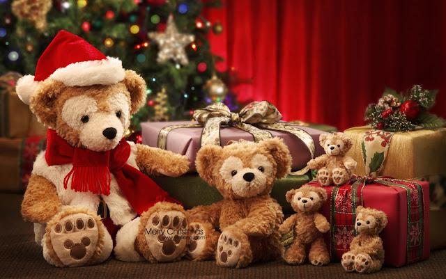 Teddybear Merry Christmas christmas images