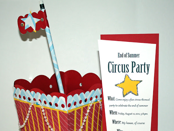 Summer Circus Party