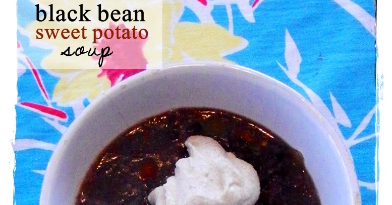 Raw on $10 a Day (or Less!): Vegan Recipe: Black Bean Soup ...