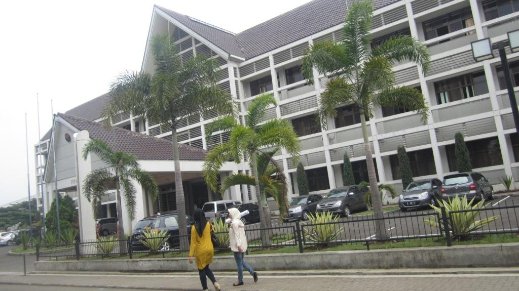Mengenal Gedung UPI - FPMIPA