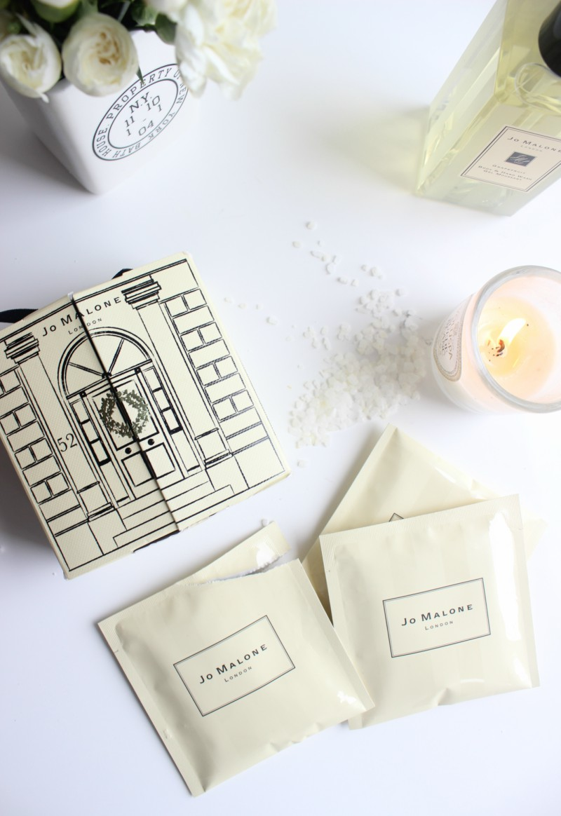Jo Malone English Pear & Freesia Bath Salts Review
